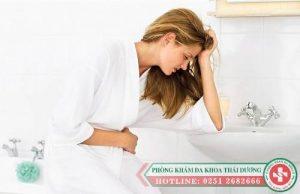 Bệnh viêm đường tiết niệu ở nữ giới