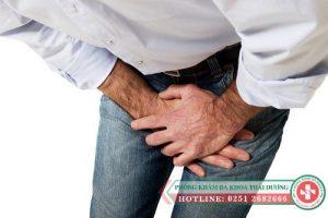 Điều trị đau tinh hoàn như thế nào?