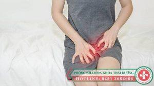 Chữa ngứa âm đạo hiệu quả