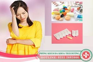 Thuốc chữa bệnh phụ khoa nên dùng loại nào?