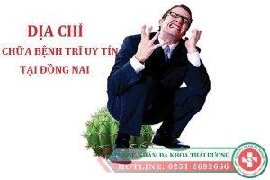 Địa chỉ chữa bệnh trĩ uy tín tại Đồng Nai