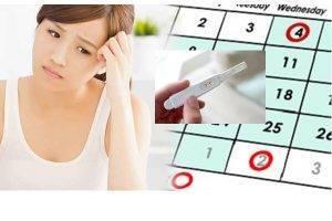 Trễ kinh que thử thai 2 vạch phải làm sao?