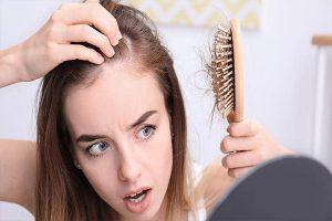 Lý do rụng tóc là do đâu?