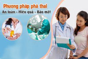 Bỏ thai an toàn tại Phòng khám đa khoa Thái Dương